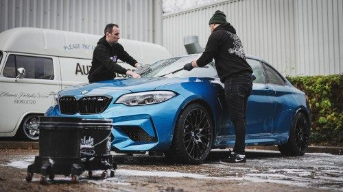 valeting training