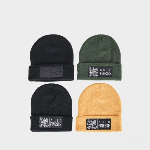 The Double Stack Beanie