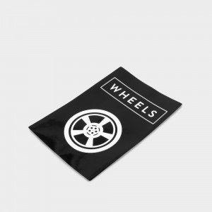Wheels - Bucket Sticker