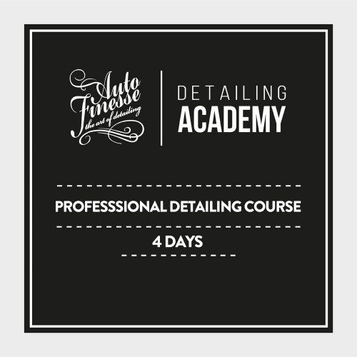Professional Detailing Course