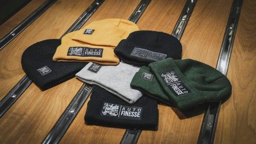 Double Stack Beanie
