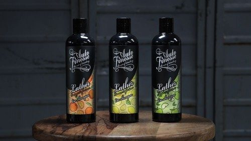 Lather Infusions 1-Litre