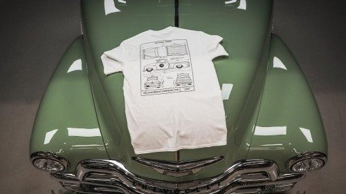 Chevy Blueprint T-shirt