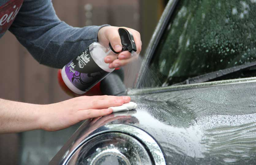 Paintwork Decontamination
