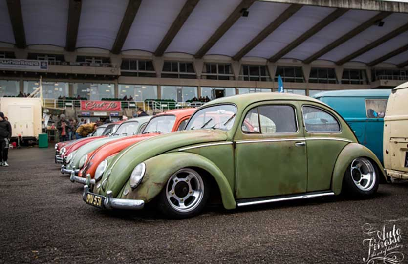 VolksWorld - Air-cooled Finesse (Fuchs Everywhere)