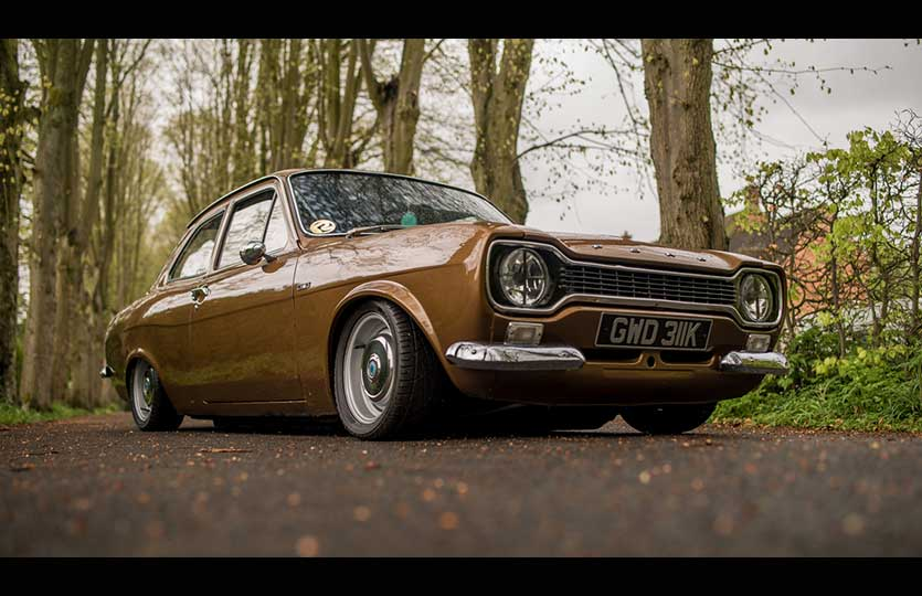 Tom Inskips MK1 Ford Escort