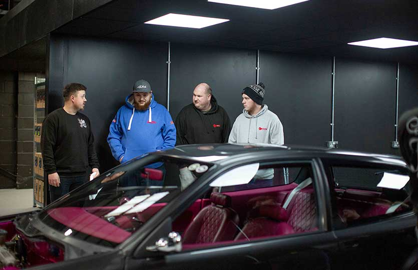 Detailing Academy Grand Opening