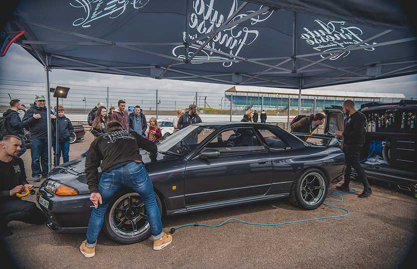 Owains R32 Skyline