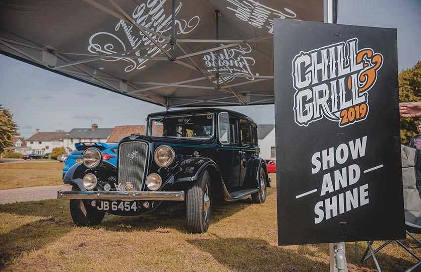 Chill & Grill 2019