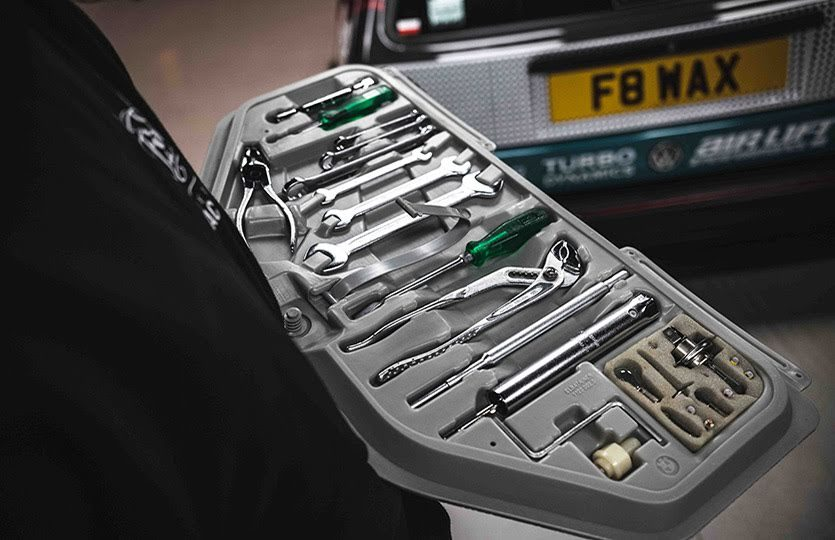 BMW 535i: PART TWO - IT'S ALL IN THE DETAIL