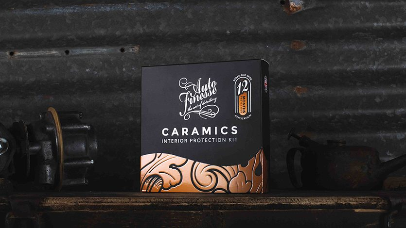 The Caramics range explained
