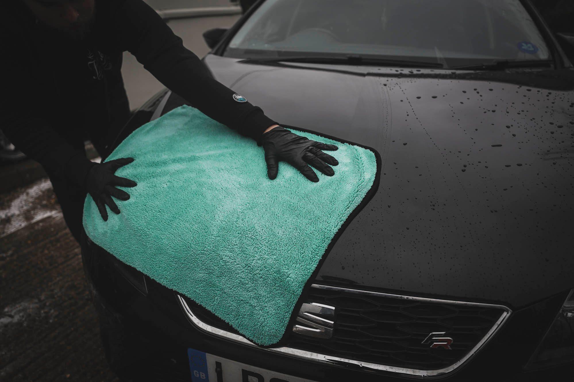 Aqua Coat: Instant beading and protection