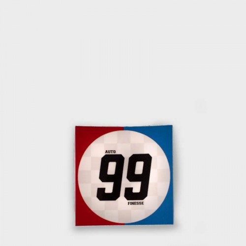 Club 99 Lucky Streak Sticker - Club 99 Lucky Streak Sticker - Sticker