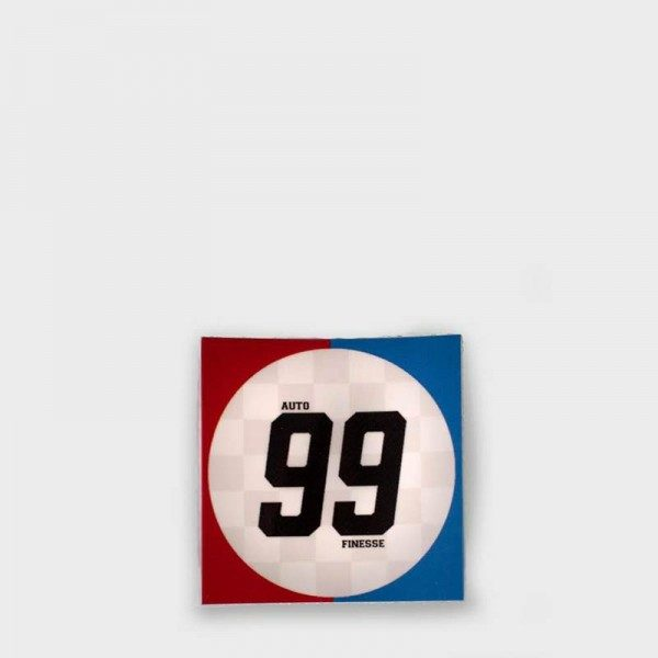 Club 99 Lucky Streak Sticker