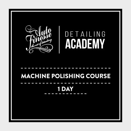 Machine Polishing Course