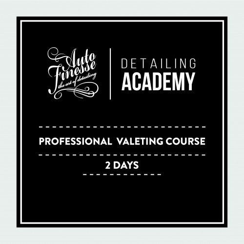 Professional Valeting Course