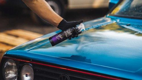 Detailing clay bar lubricant