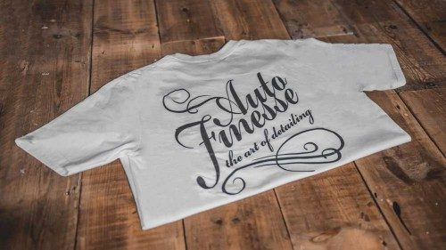 Arbeitst-shirt (weiß)